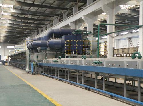 China nieuws over Duitse het Materiaal van LOI van Huacheng (Furnce die uit Duitsland wordt ingevoerd) Verwezenlijkte Bevordering!