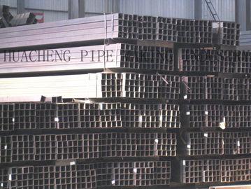 China De dikke Buis van het Muur Rechthoekige Staal, de Bouw Pijp van het Structuur de Vierkante Staalop verkoop